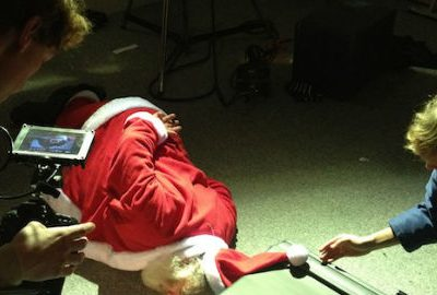 The death of Santa Claus