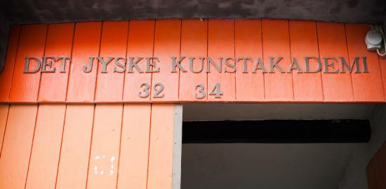Velkommen til Det Jyske Kunstakademi!