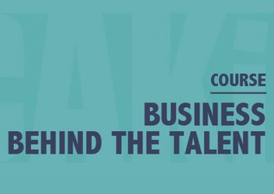 Business Behind Talent