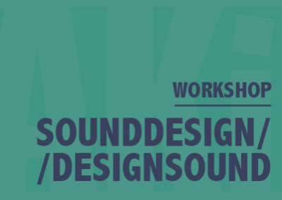 SOUNDDESIGN / DESIGNSOUND