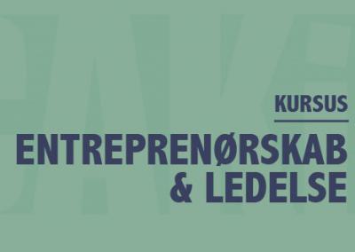 Entreprenørskab og ledelse i tværkunstneriske produktioner