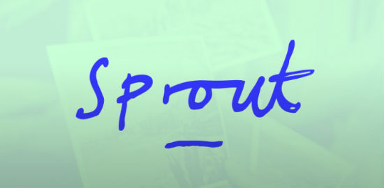 Tilmeld dig Sprout Talent Week