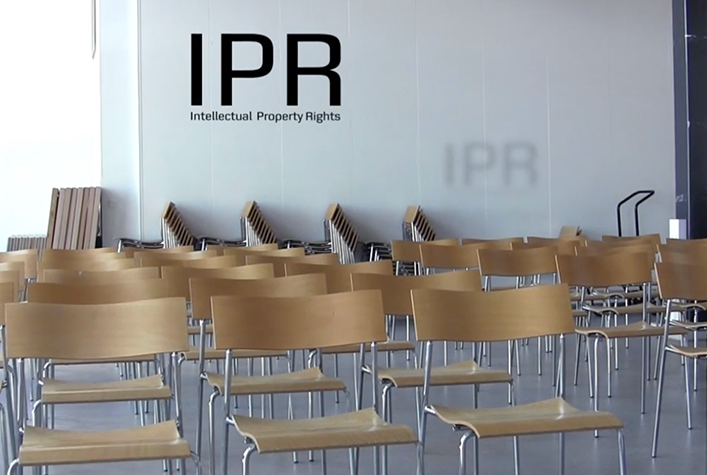 An updated version of the publication 'IPR – Intellectual Property Rights' is ready!