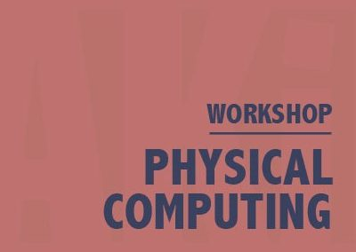 Physical computing workshop