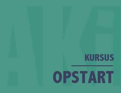 Opstart_Kursus
