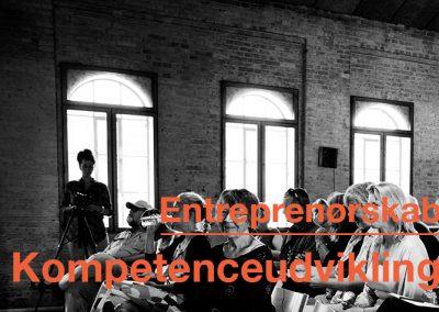Kompetenceudvikling i entreprenørskab