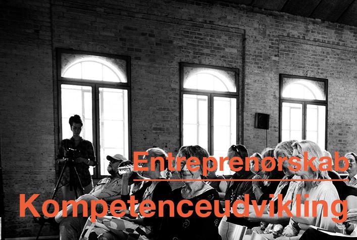 Fonden for Entreprenørskab medfinansierer kompetenceudvikling