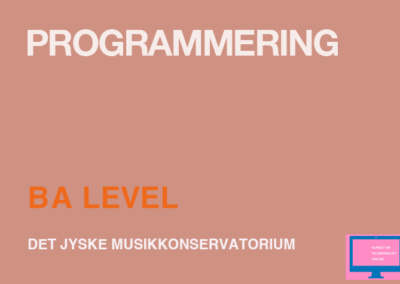 TVAERS – Programming