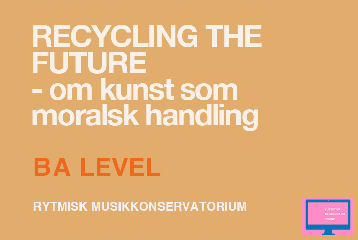 Recycling the future