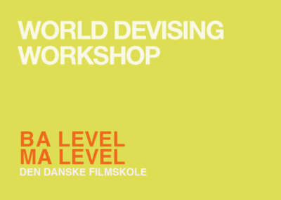 World Devising Workshop