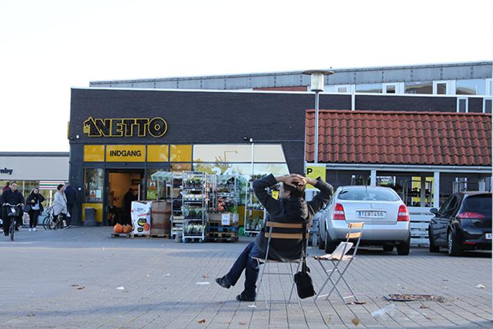 ENTRE CASE / Andreas Liebmann, Den Danske Scenekunstskole