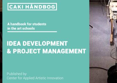 Idea development & project management