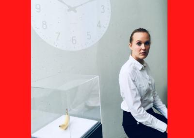 ENTRE CASE – PROJEKT / Anna Oline Frieboe Laumark