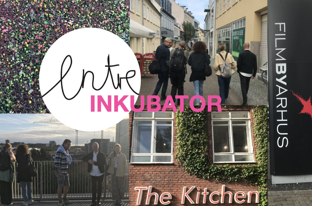 ENTRE INK – Arbejdsgruppen på inspirationstur i Aarhus